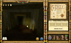 La tumba de la momia desconocida (Tomb of the Unknown Mummy)