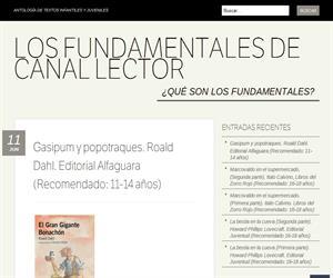 Los fundamentales. Literatura infantil y Juvenil