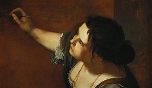 Artemisia Gentileschi, el barroco femenino