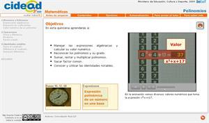 Polinomios (cidead)