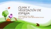 Clima y vegetación de España