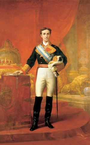 Alfonso XII de Borbón. Un reinado inacabado (Cervantes Virtual)