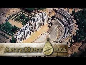 Del teatro griego al romano