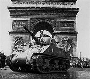 Test sobre la Segunda Guerra Mundial (clasehistoria.com)
