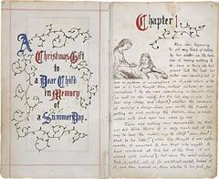 Lewis Carroll's Alice's Adventures Under Ground. Lewis Carroll ( British Library)