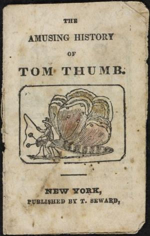 The amusing history of Tom Thumb (International Children's Digital Library)