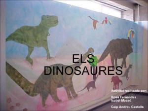 Coneixem els dinosaures