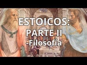 Estoicos. Filosofía II
