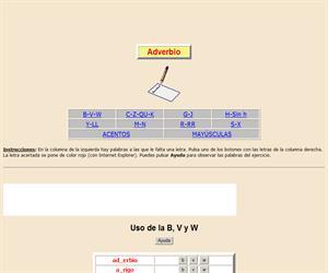 Reglas de uso de varias letras y de las palabras con mayúsculas y acentos (III)