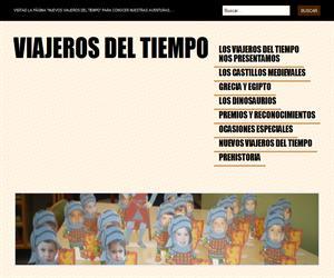 Viajeros del Tiempo (Blog Educativo de Educación Infantil)