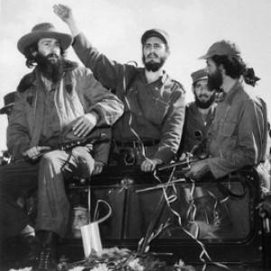 Curaduría Revolución cubana