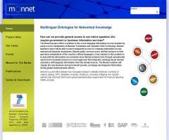Monnet Website
