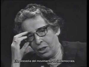 Hannah Arendt: ¿Qué queda? Queda la Lengua Materna (1964) - YouTube