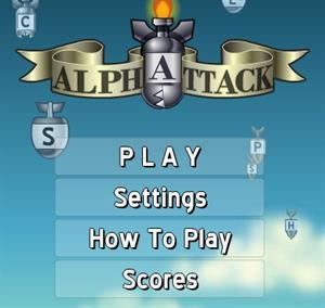 Alphattack, ejercita tu cerebro (tragajuegos.com)