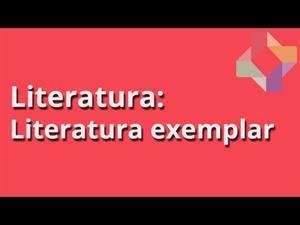 Literatura exemplar