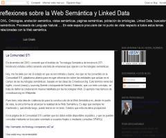Luis Criado: Web Semántica