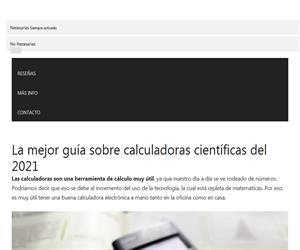 ¿Qué calculadora comprar para la ESO y bachillerato?