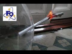 Experimentos de Física (corrientes de convección): ¿El humo sube o baja?