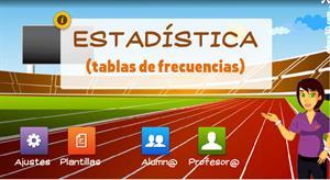 Estadística (tabla de frecuencias)- Unidad interactiva