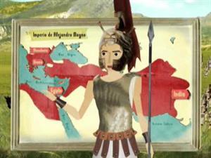 Alejandro Magno, el conquistador