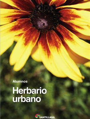 Herbario urbano. Editorial Santillana