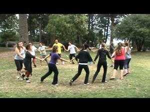 TzadikKatamar, danza de Israel -Escuela Oficial de Tiempo Libre de Santander -