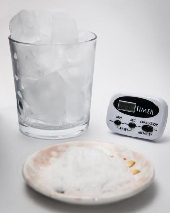 Magic Salt, Melting Snow