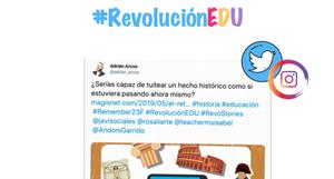 #RevoluciónEDU