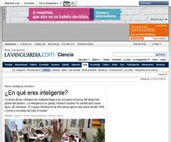 Nuevos paradigmas educativos:  ¿En qué eres inteligente? | La Vanguardia
