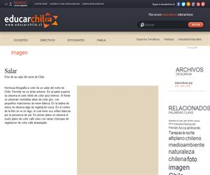 Salar (Educarchile)