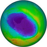 ¿Qué es el ozono? (Kalipedia)