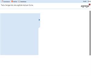 Testu hezigarrien eta argibide-testuen forma (Proyecto Agrega)