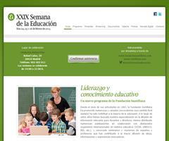 XXIX Semana de la Educación