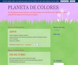 Planeta de Colores (Blog Educativo de Educación Infantil)