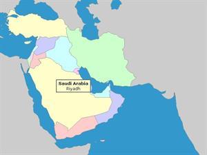 Países de Oriente Medio