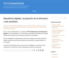 Repositorios digitales, recuperación de la información y web semántica