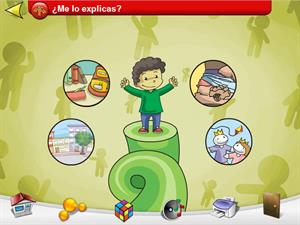 ¿Me lo explicas?. Comprensión visual para Educación Especial