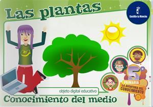 Las plantas (Cuadernia)