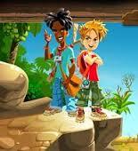 Mathias and Amadou, juego educativo sobre ayuda al Desarrollo