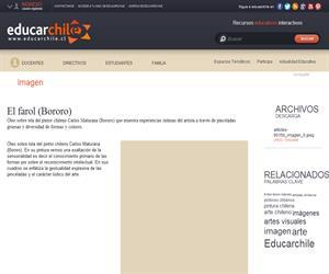 El farol (Bororo) (Educarchile)