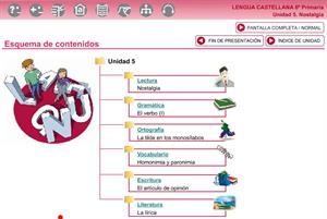Nostalgia (Santillana, lengua 6º primaria)
