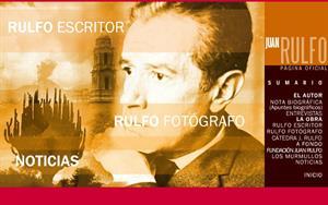 Juan Rulfo escritor y Juan Rulfo fotógrafo