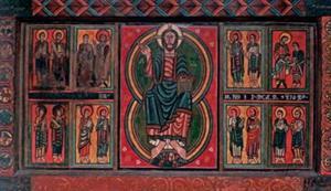 El arte románico en la Edad Media
