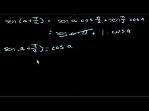 Identidades trigonométricas - partes 3 y 5 (Khan Academy Español)