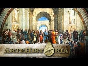 La Escuela de Atenas (Artehistoria)