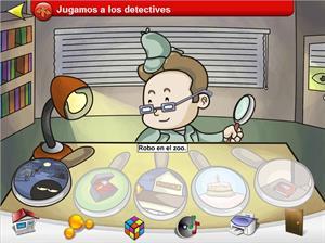 ¿Jugamos a los detectives? . Asociación auditiva para Educación Especial