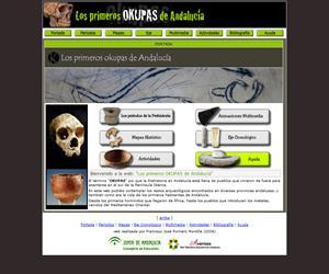 Los primeros 'okupas' de Andalucía