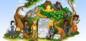 Nicoland, una gran cantidad de juegos educativos pensados para los niños de 6 a 12 años