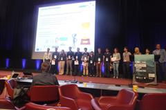 Mismuseos.net recibe el premio como finalista en la Open Knowledge Conference #OPCon