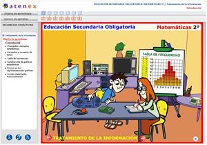 Tratamiento de la información. Matemáticas 2º Secundaria